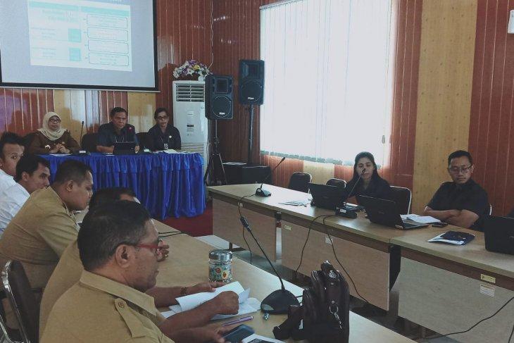 BPS  NTP  Maluku Oktober 2019 naik 029 persen