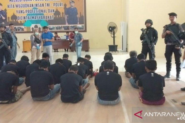 Petani korban kelompok SMB tuntut keadilan