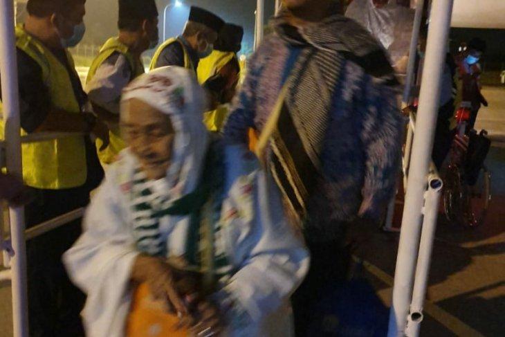 Seorang  haji asal Labuhan Batu meninggal dunia di  Mekkah
