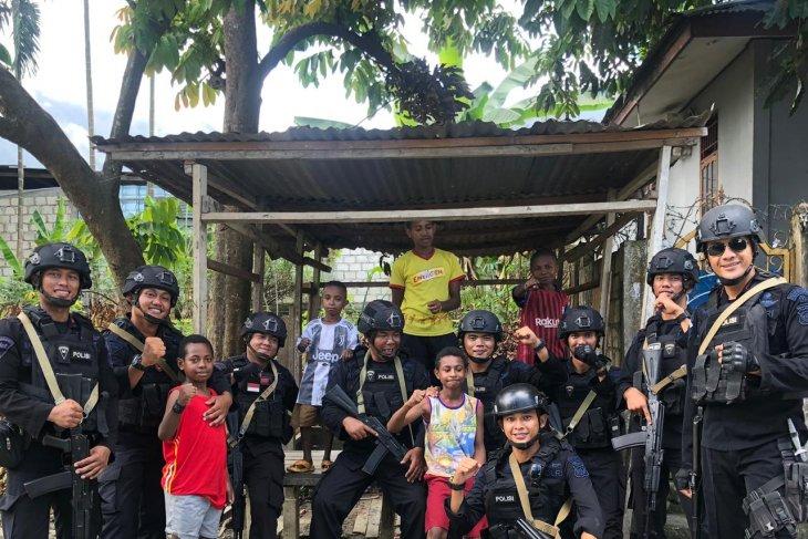 Papua Terkini - Brimob Polda