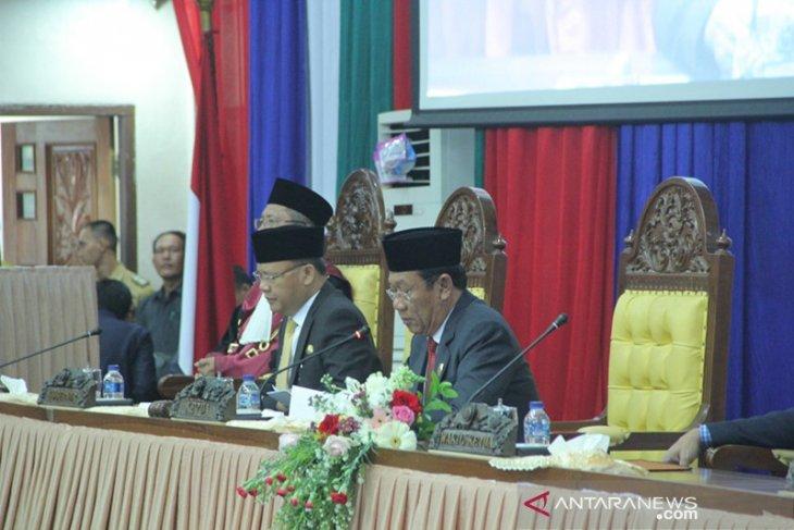 Ini daftar 45 anggota dewan Provinsi Bengkulu yang dilantik