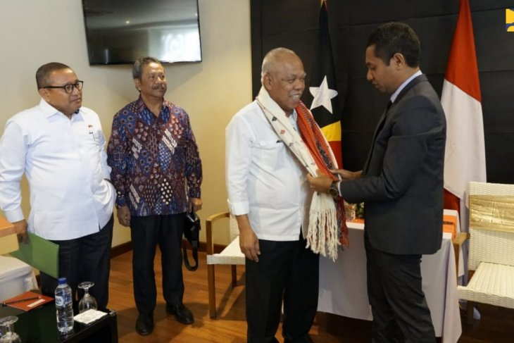 Indonesia intensifies infrastructure cooperation with Timor Leste