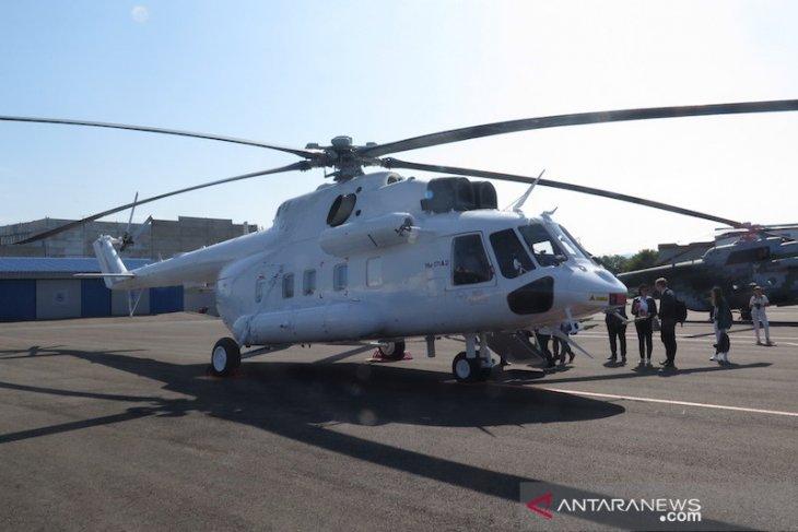 Ulan-Ude  jejak panjang helikopter dan penerbangan Rusia