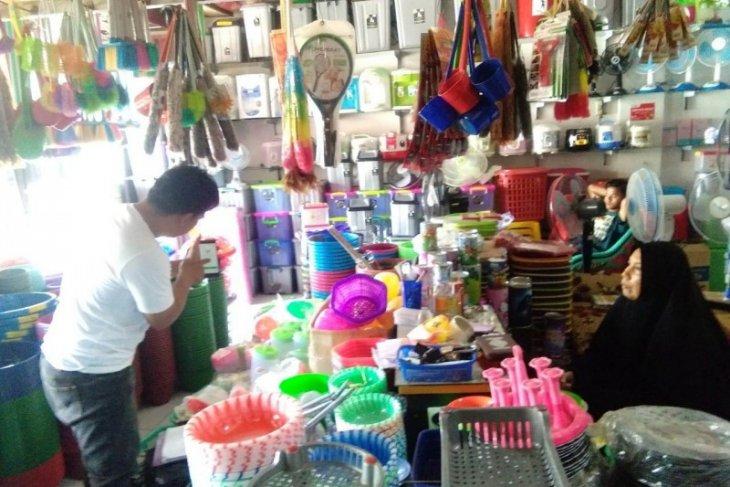 Grebeg Pasar UMKM Go Online di Makassar