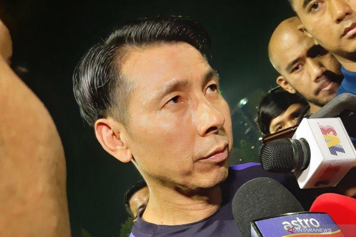 Taktik pelatih timnas Simon McMenemy diwaspadai pelatih timnas Malaysia