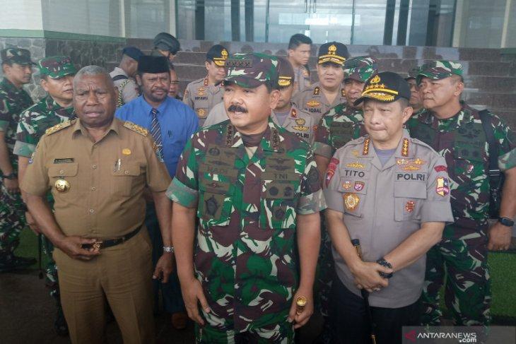 Papua Terkini - Kapolri sebut Papua Barat sudah sangat terkendali