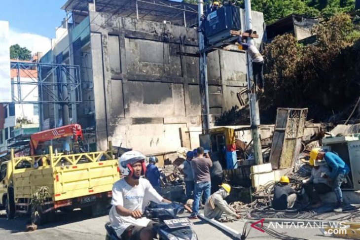 Rp100 bn allocated to rebuild offices in Jayapura