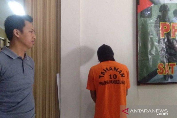 Diduga peras TKSK, oknum wartawan ditangkap Satreskrim Polres Pandeglang