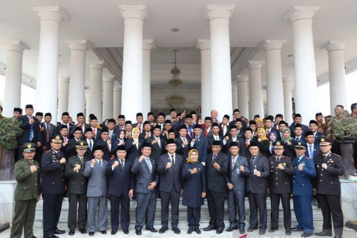 Bupati Serang minta Pemprov Banten anggarkan pembangunan Puspemkab