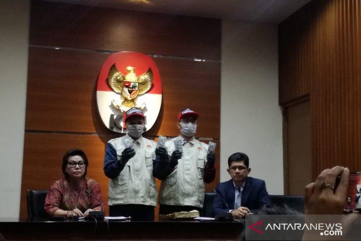 Bupati Muara Enim Sumsel ditahan KPK