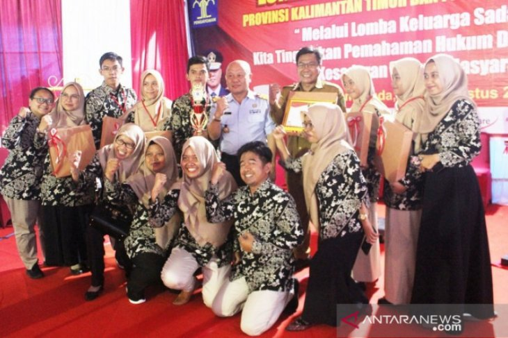 Penajam Wakili Kaltimtara Lomba Kadarkum Nasional