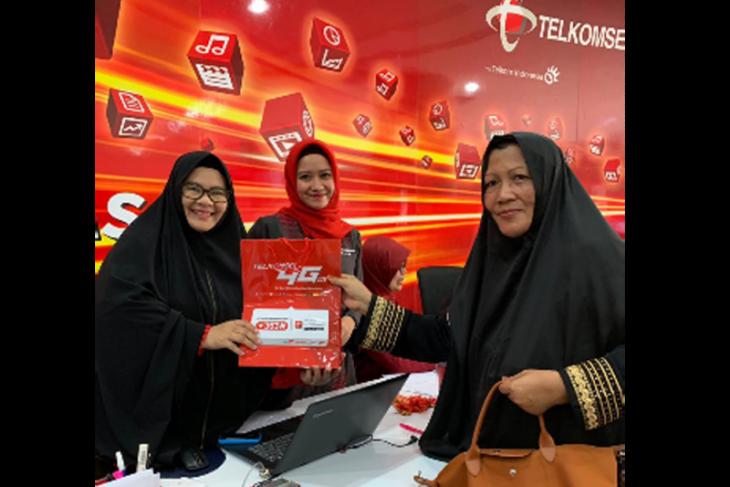 Telkomsel sebar ragam hadiah di Hari Pelanggan Nasional