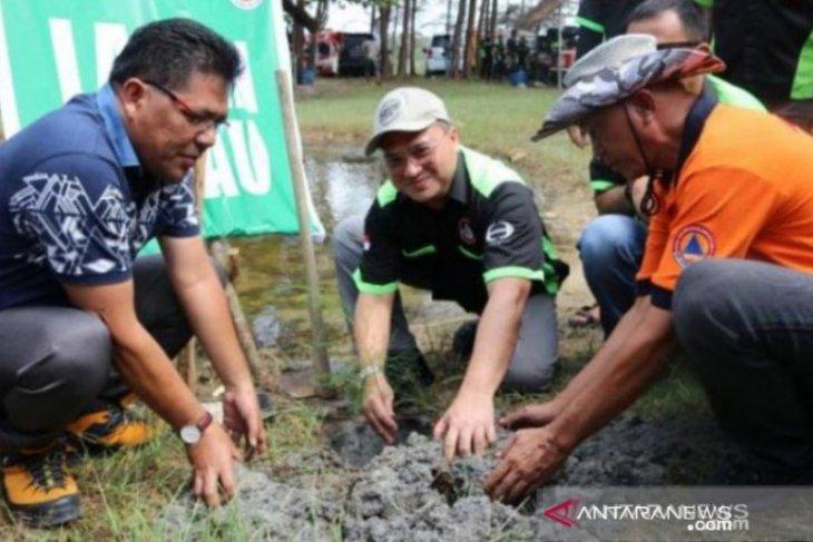 Penambangan biji timah rusak 200 ribu hektare hutan mangrove