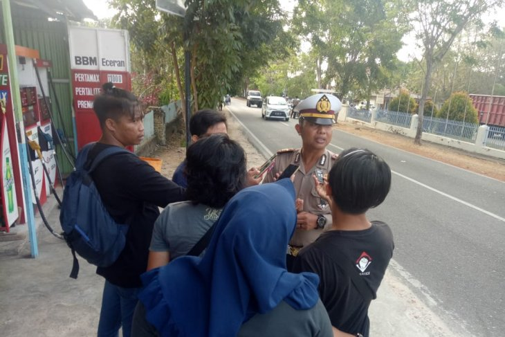 Polres Bangka Barat dorong pemkab segera operasikan bus sekolah