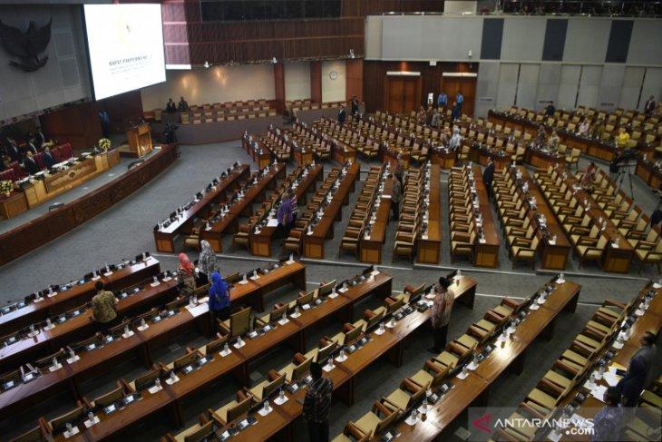 Panja RUU KPK belum setuju DIM pemerintah terkait Dewan Pengawas