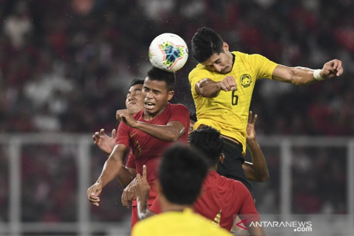 Simon McMenemy singgung jadwal liga usai Indonesia dikalahkan Malaysia