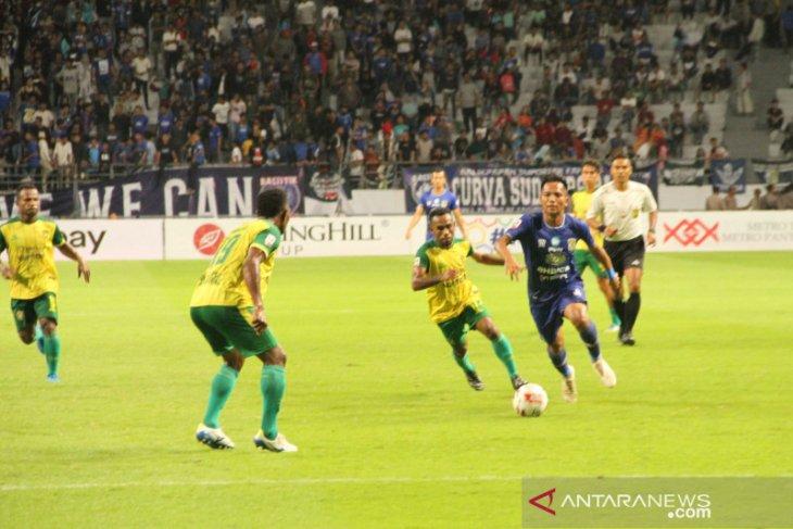 Persiba rotasi pemain hadapi Bogor FC