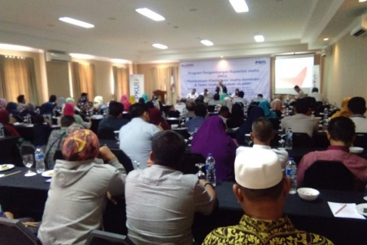 Dongkrak pertumbuhan UKM,  PNM resmikan klasterisasi usaha sembako Banten
