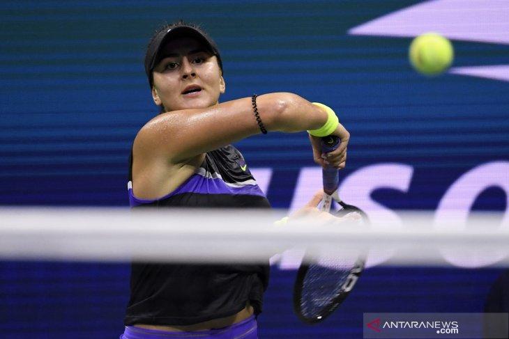 Andreescu amankan tiket ke final US Open