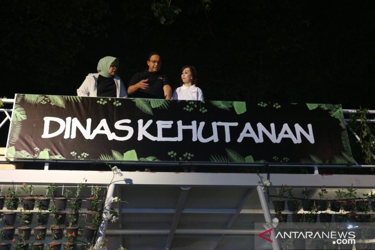 Jakarta Governor extends public invitation to visit Flona 2019 Expo