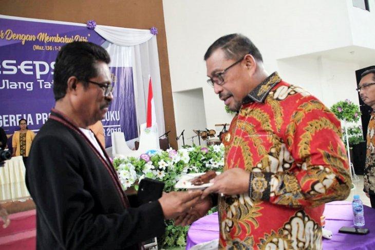 Gubernur Maluku apresiasi kontribusi GPM dalam kehidupan bersaudara