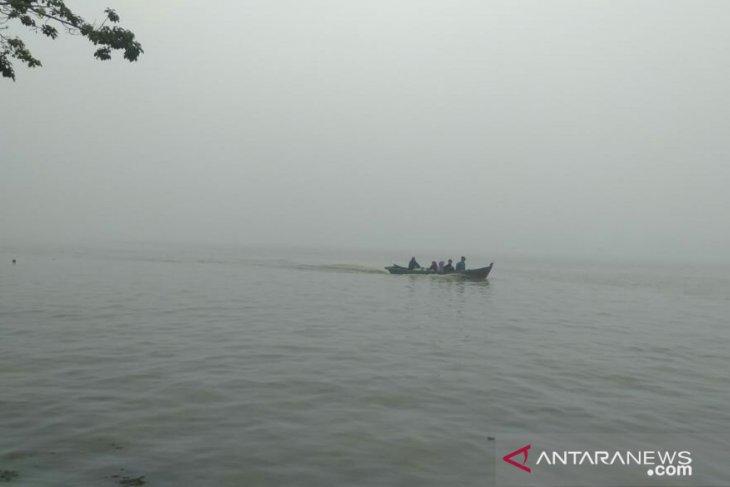 Kualitas udara Tanjung Jabung Timur  terus menurun dampak karhutla