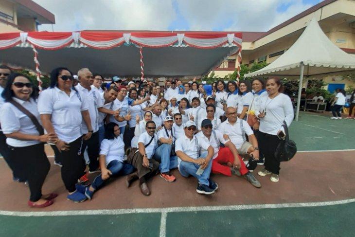Gubernur Maluku berbagi pengalaman dengan siswa SMAN 2 Ambon