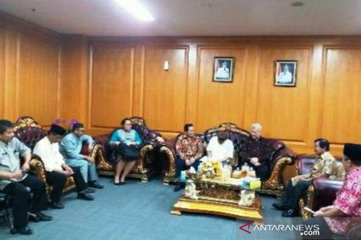 Wagub Babel terima kunjungan kerja Dubes Indonesia untuk Rumania