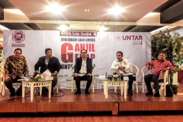 GO Indonesia akan lapor BPKN & Ombudsman, ganjil genap langgar UU