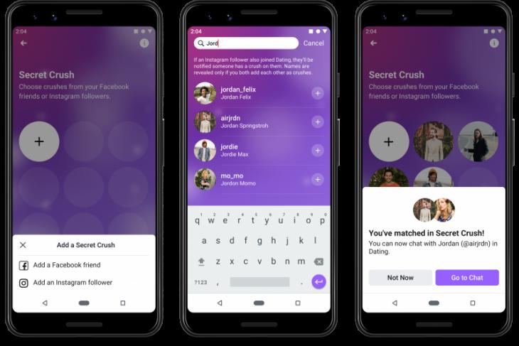 Facebook luncurkan aplikasi kencan pesaing baru Tinder