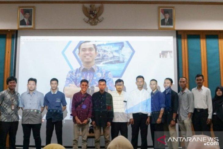 PT Timah berikan beasiswa studi pertambangan kepada pelajar Bangka Belitung