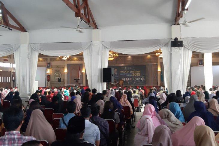 Wisata Literasi Nasional 2019 di Kalimantan Barat hadirkan Najwa Shihab