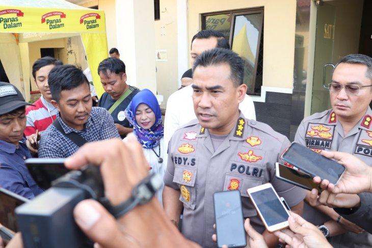 Kapolres Serang dan Lebak serta  Karo SDM Polda Banten diganti