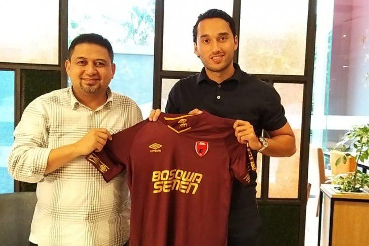 PSM Makassar rekrut Ezra Walian jelang putaran kedua kompetisi Liga 1 2019