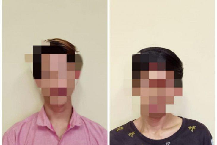 Dua remaja membawa Narkoba, ditangkap Polres Serang