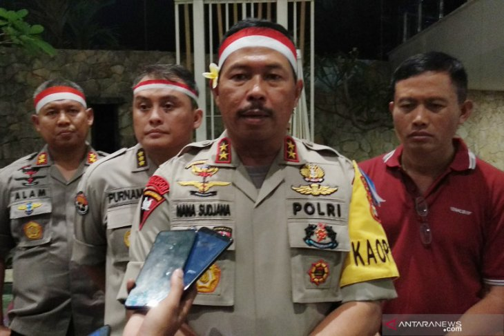 Seorang pelanggar lalu lintas tewas diduga akibat dianiaya polisi