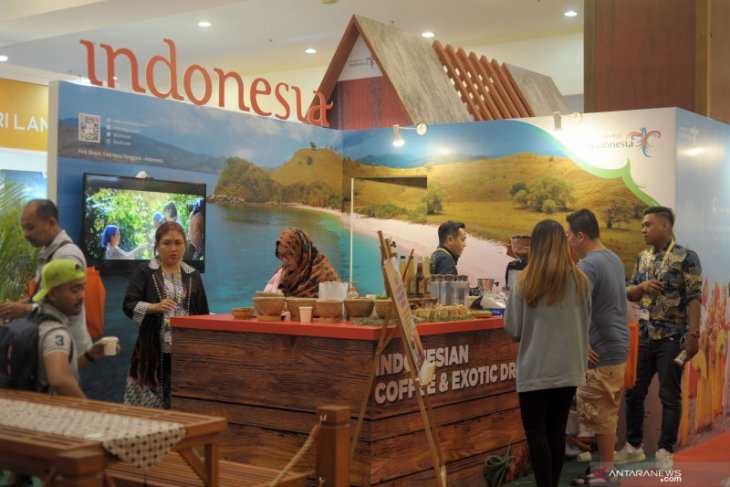 Malaysians dominate foreign tourist arrivals to Indonesia