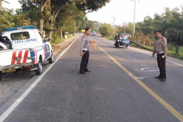 Bocah lima tahun tewas terlindas truk