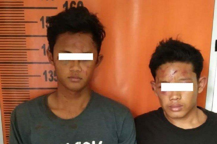 Dua remaja ini nyaris tewas dihajar massa