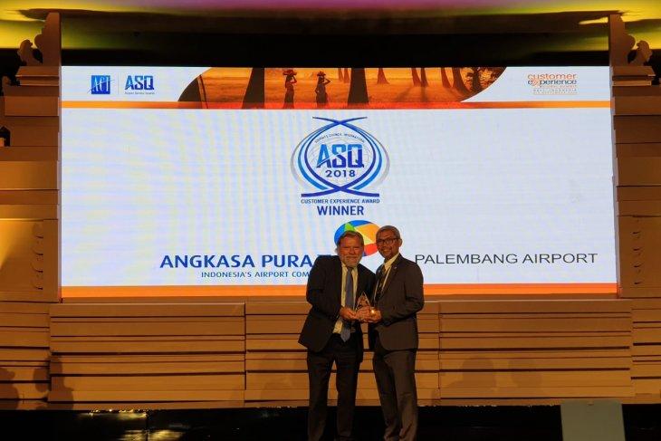 Palembang Airport wins four prestigious international awards