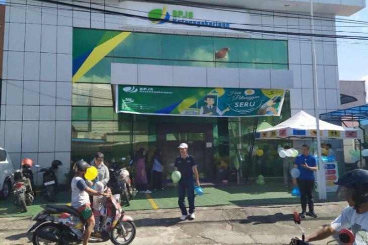BPJS ketenagakerjaan Ternate rayakan Hari Pelanggan Nasional