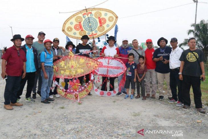 Pemkot Medan jadikan layang-layang daya tarik bagi wisatawan