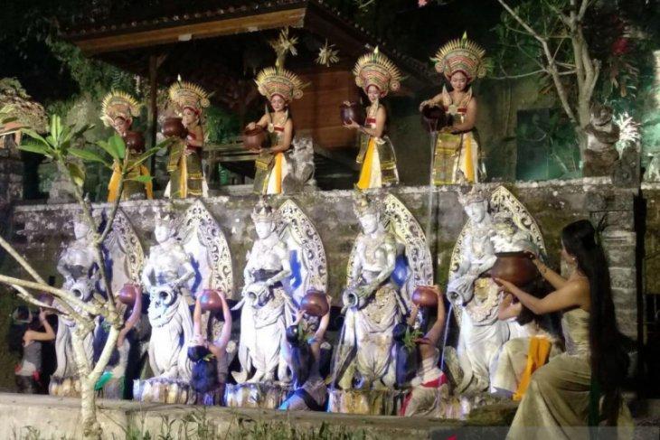 Situs Beji Langon Bali jadi inspirasi mahasiswa ISI Surakarta