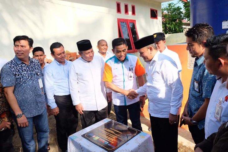 BNI bantu pembangunan sanitasi warga di Aceh Besar