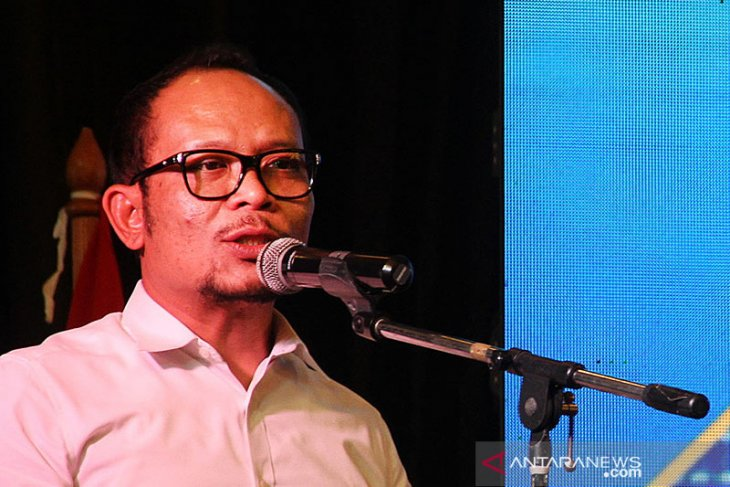 Presiden tunjuk Hanif Dhakiri Plt Menpora
