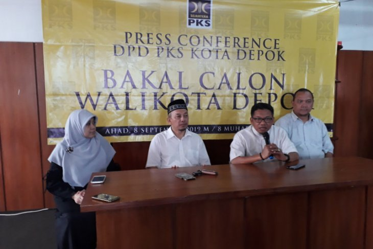 PKS Depok siapkan lima kader internal maju jadi calon Wali Kota