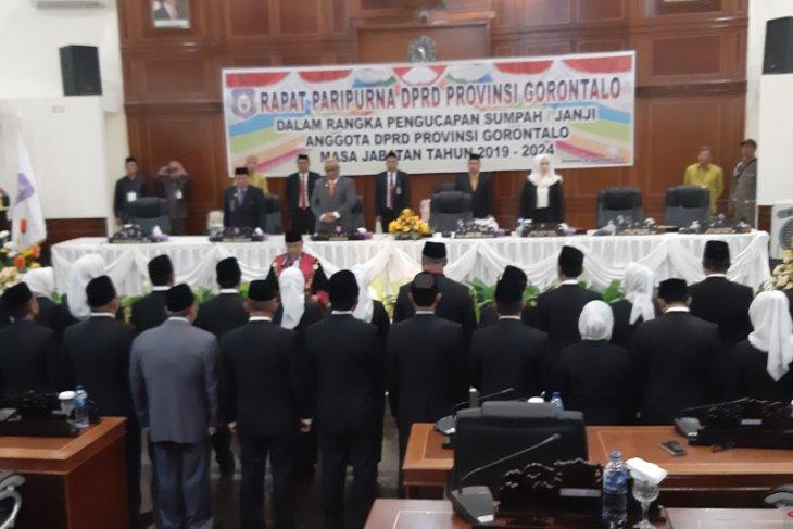 Sidang Perdana DPRD Provinsi Gorontalo langsung bahas RS Ainun