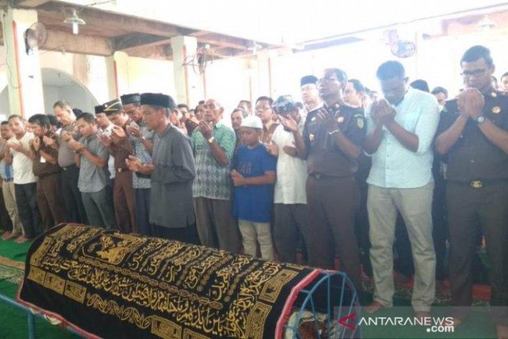 Ketua Tim JPU kasus korupsi PDKS Simeulue meninggal dunia, perkara tetap jalan