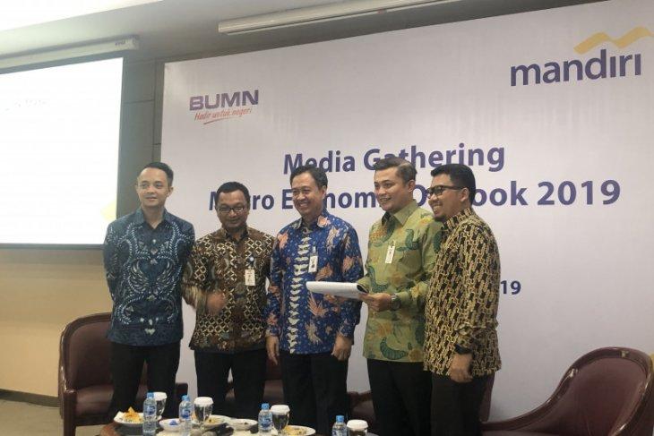 Bank Mandiri: stabilitas ekonomi Indonesia masih terjaga