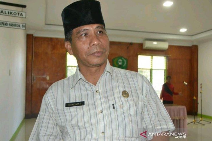 Tahun 2033 lahan pertanian di Padangsidimpuan berkurang 30 persen